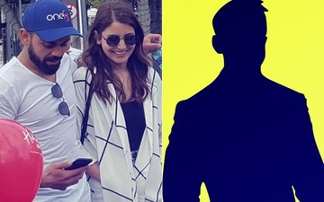 Guess Which Superstar Caught Up With Virat Kohli & Anushka Sharma In Cape Town?