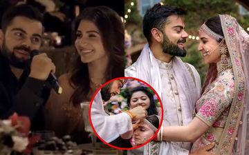 शादी की पहली सालगिरह पर विराट कोहली और अनुष्का शर्मा ने शेयर की खूबसूरत तस्वीरें और वीडियो