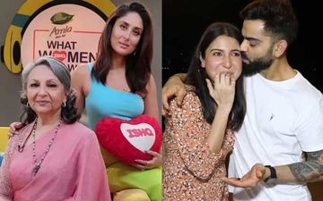 When Sharmila Tagore Told Kareena Kapoor Khan 'Virat Kohli- Anushka Sharma Will Have A Child One Day And Taimur Will Be Relegated' - Video