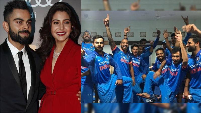 ऑस्ट्रेलिया को हारने के लिए विराट कोहली संग अनुष्का शर्मा ने भी की टीम इंडिया की ऐसे मदद