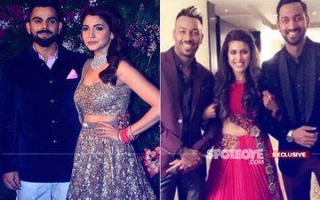Virat-Anushka's Mumbai Reception CONFUSION: BLAME It On Hardik Pandya's Brother's Marriage!