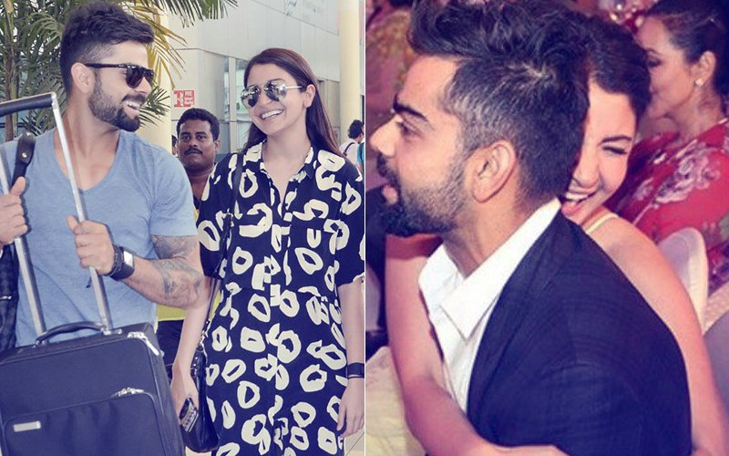 10 Pictures That Prove Anushka Sharma & Virat Kohli Are Made For Each Other