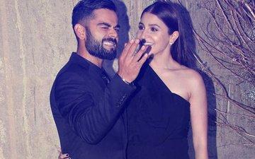 JUST MARRIED: Virat Kohli & Anushka Sharma Are MAN & WIFE