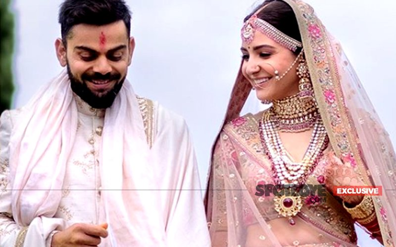 Virat Kohli-Anushka Sharma's TOP SECRET Wedding Was Decided 4 Months Ago!