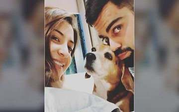 While Anushka Sharma Is Busy Gardening, Hubby Virat Kohli Seems To Be Doing Some Thinking - PICS INSIDE