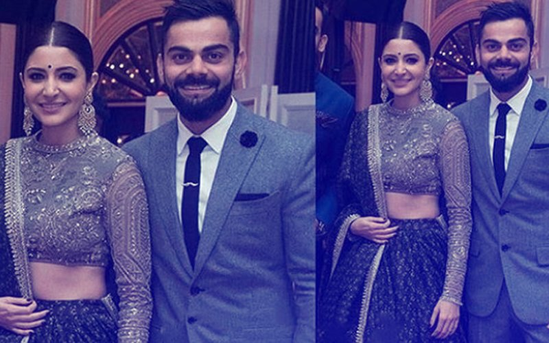 Virat Kohli Wedding.Wait What Anushka Sharma Virat Kohli Are Married Already