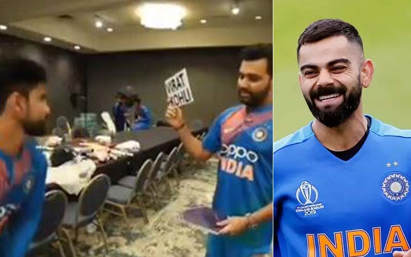 Virat Kohli Can't Control His Laughter As Rohit Sharma And Ravindra Jadeja Play Dumb Charades – Watch Video