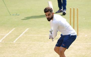 After Bye Bye Bhutan, It's Back To Business For Virat Kohli; Indian Skipper Trains For The Next Test Match