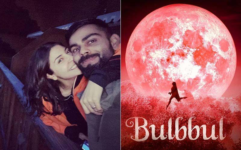 Bulbbul Celeb Review: Virat Kohli Loves His Wifey Anushka Sharma's Production Venture; Says, 'Bhai Behen On Fire'