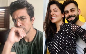 Saqib Saleem Reacts To Nepotism Debate; Says, 'Can't Virat Kohli And Anushka Sharma Make Their Child A Cricketer Or An Actor?