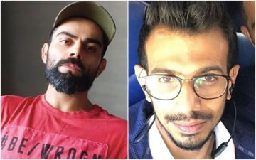 IPL 2020: Royal Challengers Bangalore Captain Virat Kohli Says 'Hello Dubai'; Teammate Yuzvendra Chahal Hilariously Sends 'Hello' From The Same Hotel