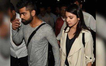 Anushka, Virat Return From Sydney Together