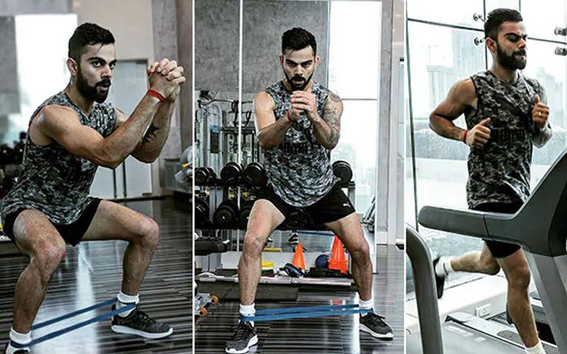 Workout Tips From Virat Kohli: Follow Kohli's Magic Gym Hack For The Win - VIDEO