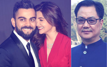 Litter Controversy: Minister Backs Virat-Anushka; They Crave For Privacy, Not Publicity