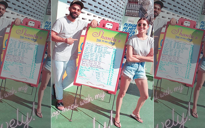 Virat Kohli And Anushka Sharma Are Winning At Twinning As They Enjoy A Lunch Date In Guyana