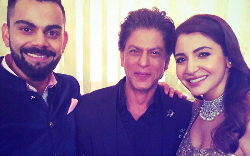 VIDEO: Virat Does Jab Tak Hai JAAN, Shah Rukh Khan Says Jab Tak Hai 'KHAN'