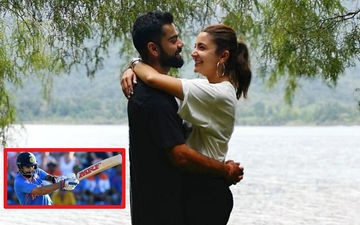 When Love And Cricket Both Beckoned: Virat Flew Off From Manchester To London And Is Now Back In Southampton