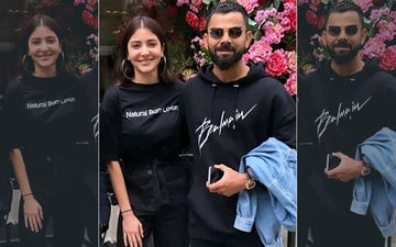 Anushka Sharma And Virat Kolhi's Black Numbers Come With A Price Tag Of Rs 7500 And Rs 30,000. So Much For Twinning!