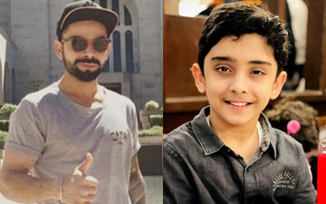 Virat Kohli Is 'Absolutely Mesmerised And Blown Away' By Super Dancer Chapter 4's Second Runner-Up Sanchit Chanana's Talent-See His Appreciation Note