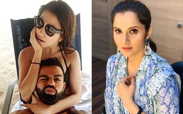 Sania Mirza Defends Anushka Sharma, Says 'She Being Blamed For Virat Kohli's Zero Makes No Sense'