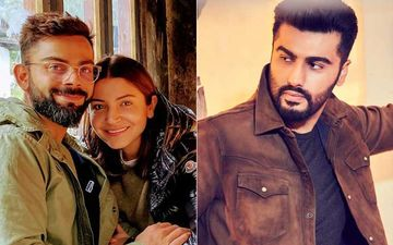 Fan Asks Arjun Kapoor To Go Live With Virat Kohli And Anushka Sharma And His Answer Will Make You Go Aww