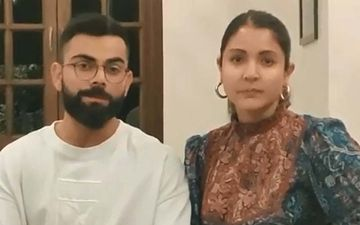 Coronavirus Scare: Anushka Sharma And Virat Kohli Make A Joint Appeal, Ask Fans To Self-Isolate And 'Stay Home' - Watch