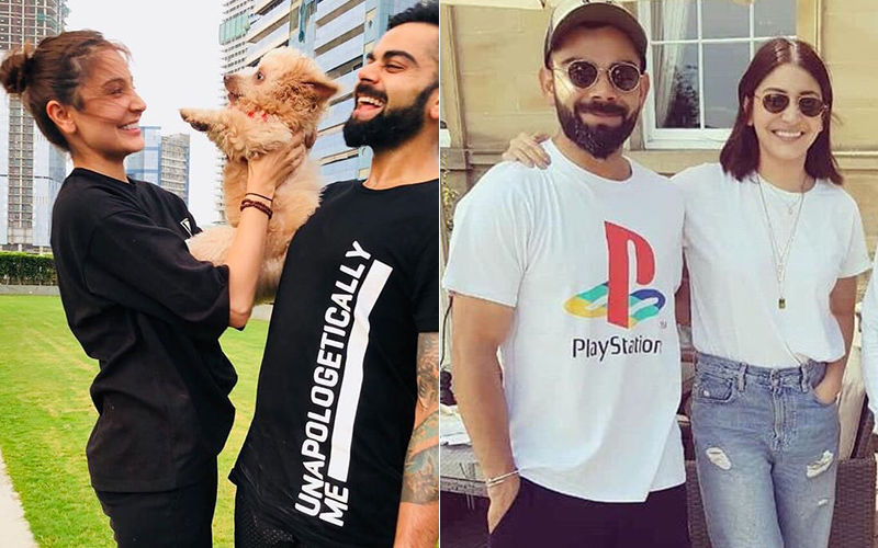 Virat Kohli And Anushka Sharma Are Masters Of Twinning And Winning: 10 Pictures That Prove Just That