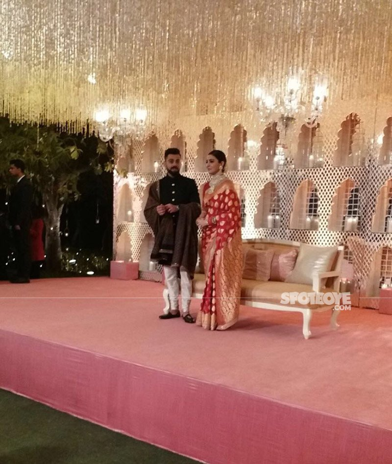 virushka wedding in delhi