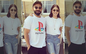 World Cup 2019: Unseen Pictures Of Virat Kohli-Anushka Sharma From England