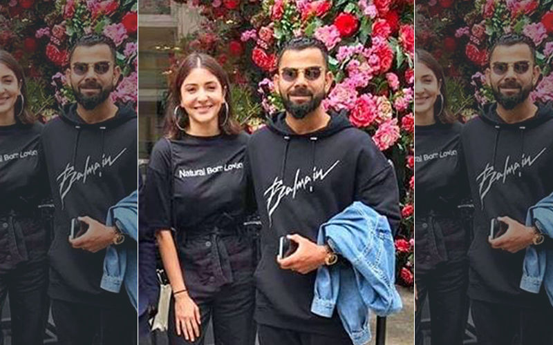"Anushka Sharma-Virat Kohli Enjoy The British Summer; ""Captain's Smile Is Coming Back In Bits,"" Remarks A Fan"