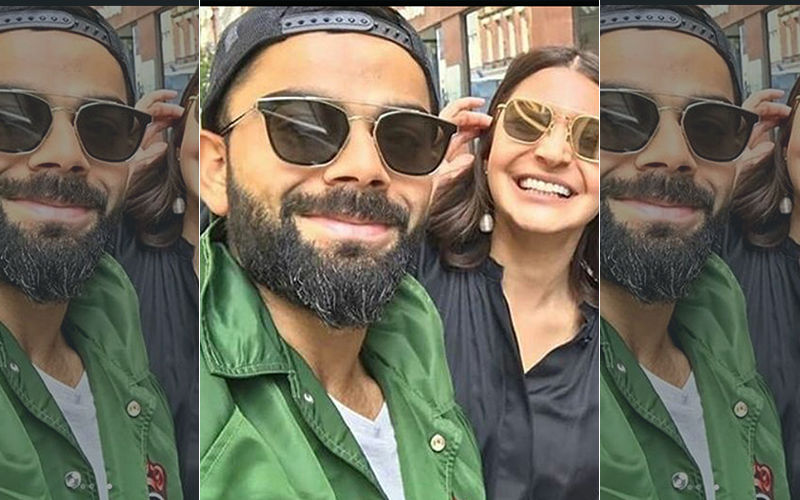 Anushka Sharma And Virat Kohli Are All Smiles As They Enjoy A Pleasant Day In Manchester