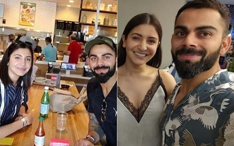 Virat Kohli-Anushka Sharma Spend Some Quality Time Together In Miami; Pictures Of The Two Go Viral