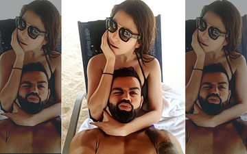 Virat Kohli And Anushka Sharma Ooze Hotness In Their Latest Picture And We Can't Stop Drooling