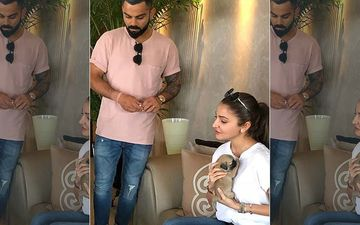 Anushka Sharma-Virat Kohli Only Have Eyes For The YUMMY Cake In The Latest Pic, We Can Relate