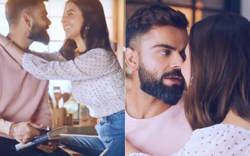 Anushka Sharma-Virat Kohli Wow Fans With Their Chemistry In New Ad Film; Cricketer's Excitement Over 'Chhole Bhature' Is Unmissable-WATCH