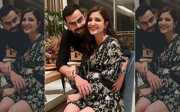 FIRST PIC Of Virat Kohli And Anushka Sharma's Newborn Baby Girl? Vikas Kohli Shares A Photo: 'Angel In The House'