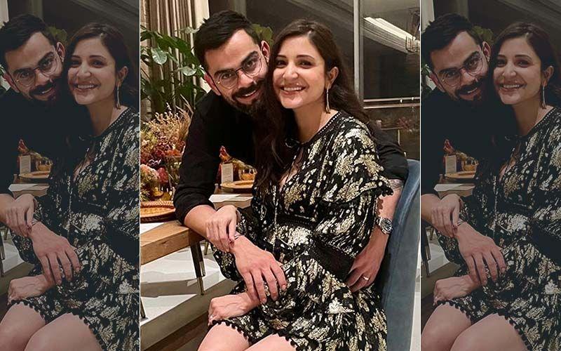 New Year 2021: Anushka Sharma And Virat Kohli Celebrate With Hardik Pandya- Natasa Stankovic; Parents-To-Be Cosy Up To Each Other- PICS