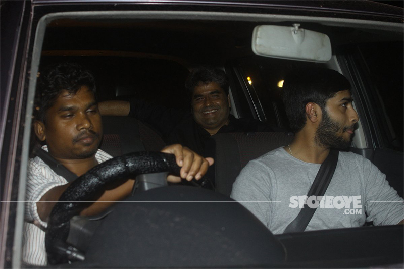 vishal bhardwaj snapped at jw marriott