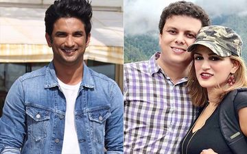 Sushant Singh Rajput's Brother-In-Law Writes: '3 Months Since The Unimaginable Loss', Remembers When SSR Played 'Typical Protective Brother'