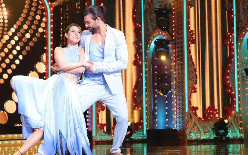 "Nach Baliye 9: Vishal Singh Aditya On Being Slapped By Madhurima Tuli, ""Our Personal Journey Is Over"""