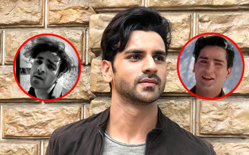 Vivek Dahiya Pulls Off A Shammi Kapoor On Sets, Recreates Retro Magic