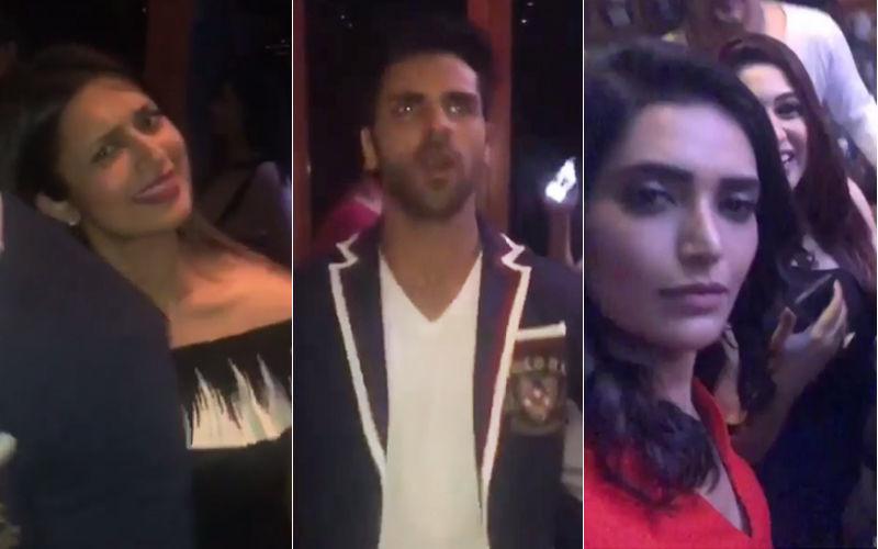 पूरे मस्ती और धमाल के साथ मनाया गया विवेक दहिया का बर्थडे, देखिए पार्टी के अंदर के वीडियोज