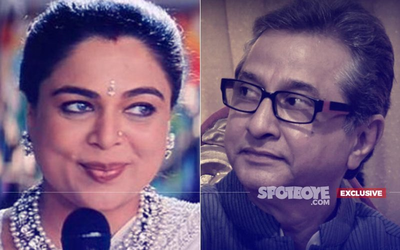 Reema Lagoo's Ex-Husband Vivek Talks: We Thought It's Acidity. She Started Snoring. And Suddenly... It Was All Over!