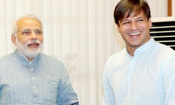 Narendra Modi Biopic In The Works; Vivek Oberoi To Essay The PM's Role
