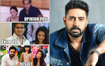 Vivek Oberoi Election Meme Controversy: Netizens Urge Abhishek Bachchan To Stand Up For Aishwarya Rai