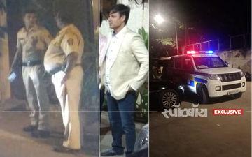 24 घंटे मुंबई पुलिस की सुरक्षा में है अभिनेता विवेक ओबेरॉय