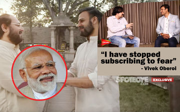"Vivek Oberoi Opens Up About His Closeness With The PM: ""I Have Met Him Numerous Times"""