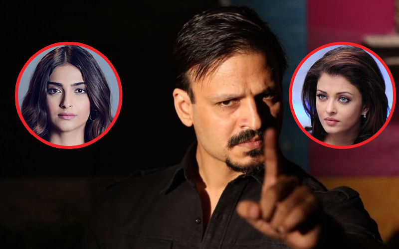 "Vivek Oberoi Refuses To Accept His Aishwarya Rai Tweet Was Distasteful: Mocks At Sonam, ""She Was Busy With Her Makeover"""