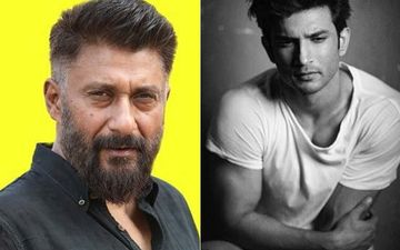 Sushant Singh Rajput Demise: Vivek Agnihotri Reveals He Signed SSR For Hate Story But 'Balaji Didn't Release Him'