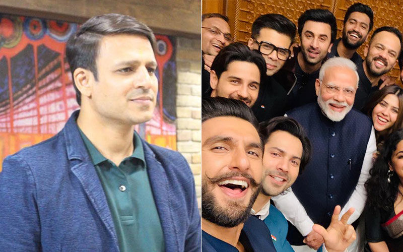 """Easy To Click Selfies With Prime Minister"": Vivek Oberoi Upset On Bollywood Not Supporting PM Narendra Modi Biopic"